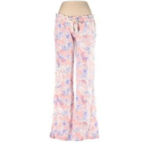 Roxy Oceanside Linen floral pants new with tags